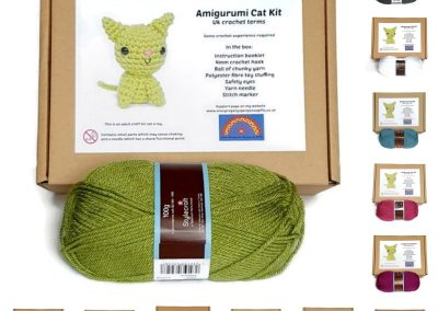 Amigurumi Cat Kit